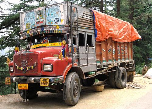 Rural Truckers